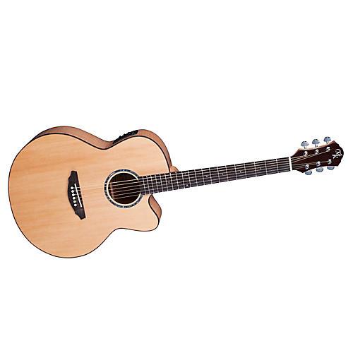 Michael Kelly Series 60 Jumbo Solid Top Cutaway Acoustic-Electric Guitar thumbnail