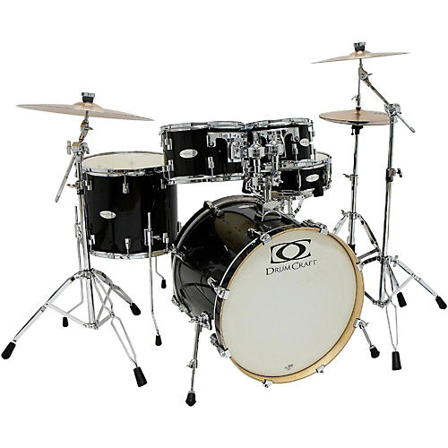 DrumCraft Series Five 5-Piece Fusion Drum Kit thumbnail