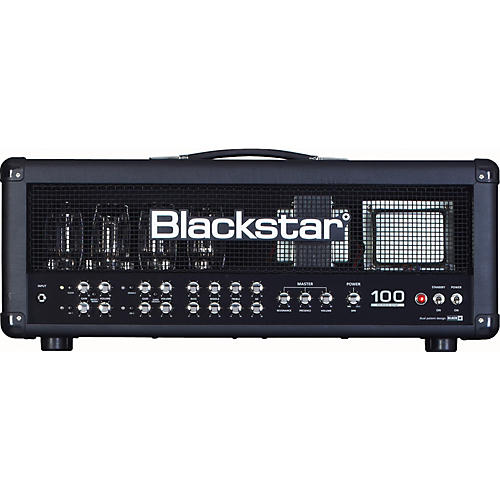 Blackstar Series One 104EL34 100W Tube Guitar Amp Head thumbnail