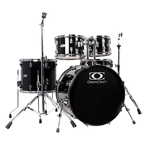 DrumCraft Series Three 5-Piece Fusion Drumset thumbnail
