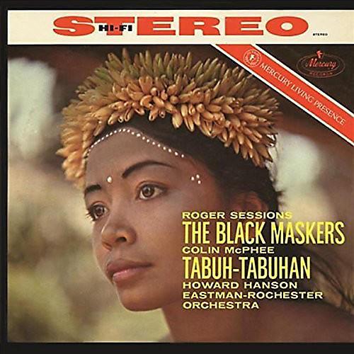 Alliance Sessions: The Black Maskers / McPhee: Tabuh-Tabuha thumbnail
