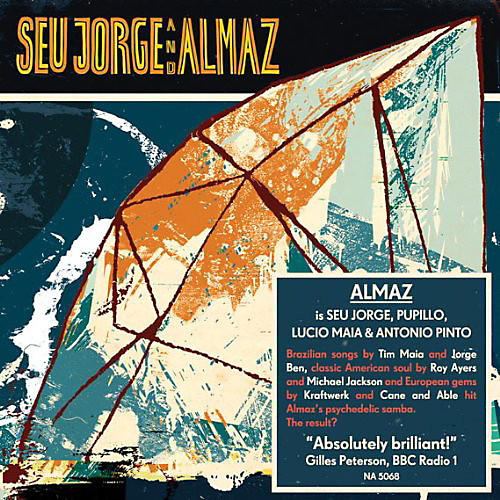 Alliance Seu Jorge - Seu Jorge and Almaz thumbnail