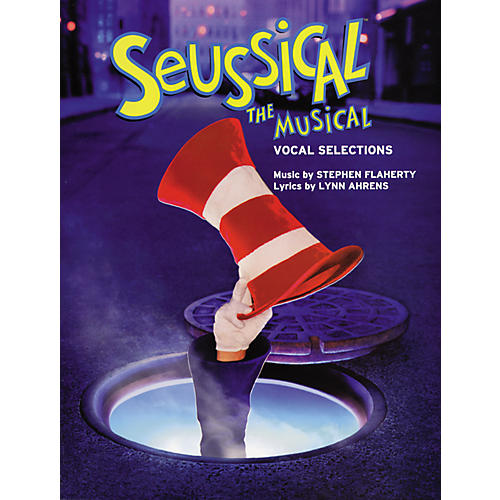 Hal Leonard Seussical the Musical Vocal Selections Piano/Vocal/Chords thumbnail