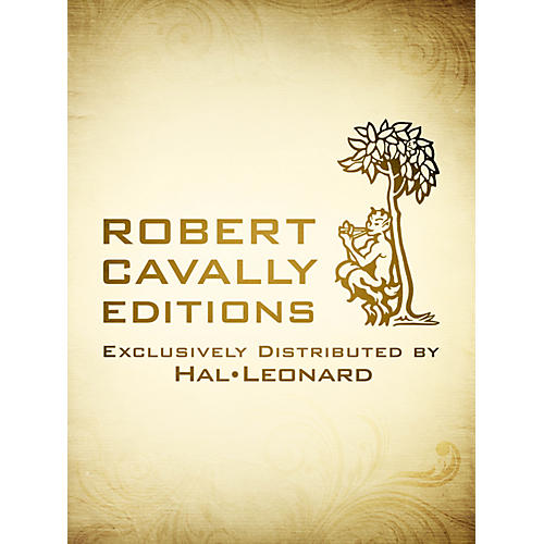 Hal Leonard Seven Original Etudes from Let's Play the Flute Robert Cavally Editions Series Composed by Robert Cavally thumbnail
