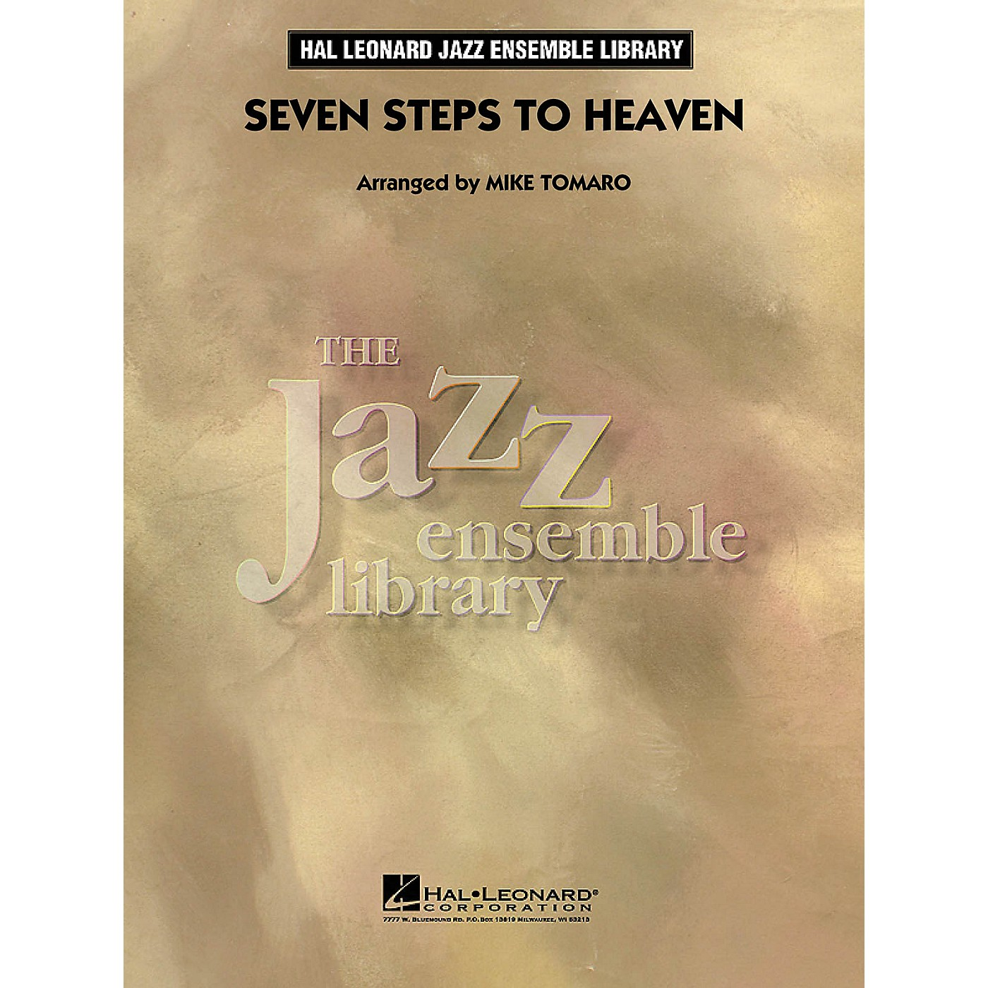 Hal Leonard Seven Steps To Heaven - The Jazz Essemble Library Series Level 4 thumbnail