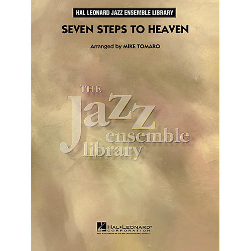 Hal Leonard Seven Steps To Heaven - The Jazz Essemble Library Series Level 4-thumbnail