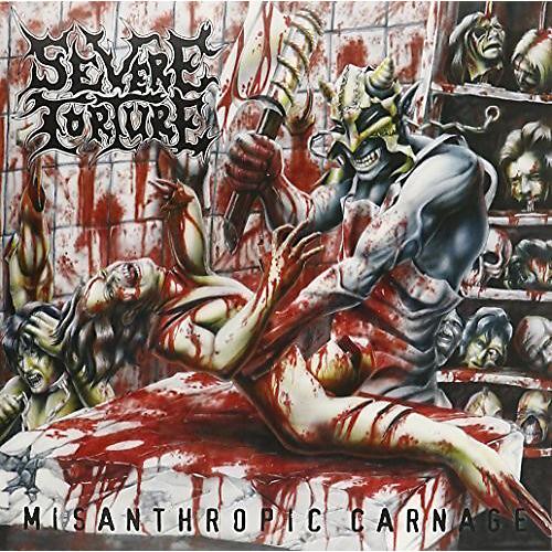 Alliance Severe Torture - Misanthropic Carnage thumbnail