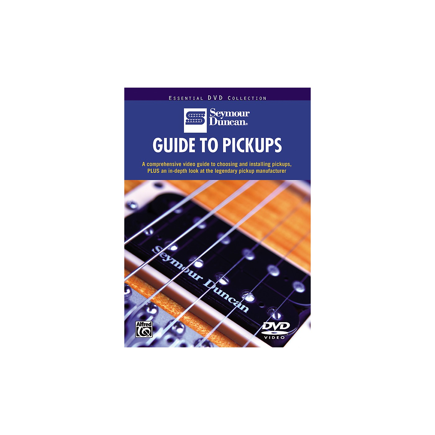 Alfred Seymour Duncan: Guide To Pickups Dvd thumbnail