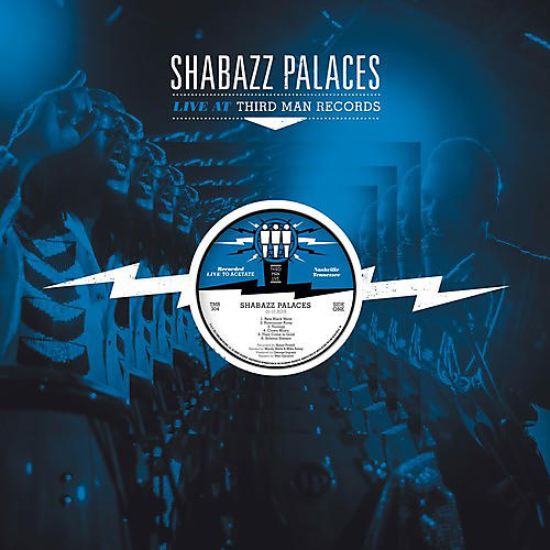 Alliance Shabazz Palaces - Live At Third Man Records thumbnail