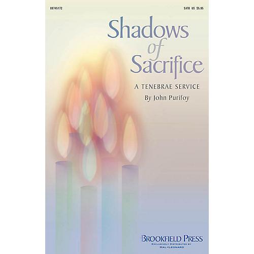 Brookfield Shadows of Sacrifice (A Tenebrae Service) CHOIRTRAX CD Composed by John Purifoy thumbnail
