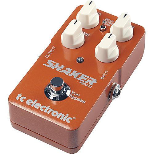 TC Electronic Shaker Vibrato TonePrint Series Guitar Effects Pedal thumbnail