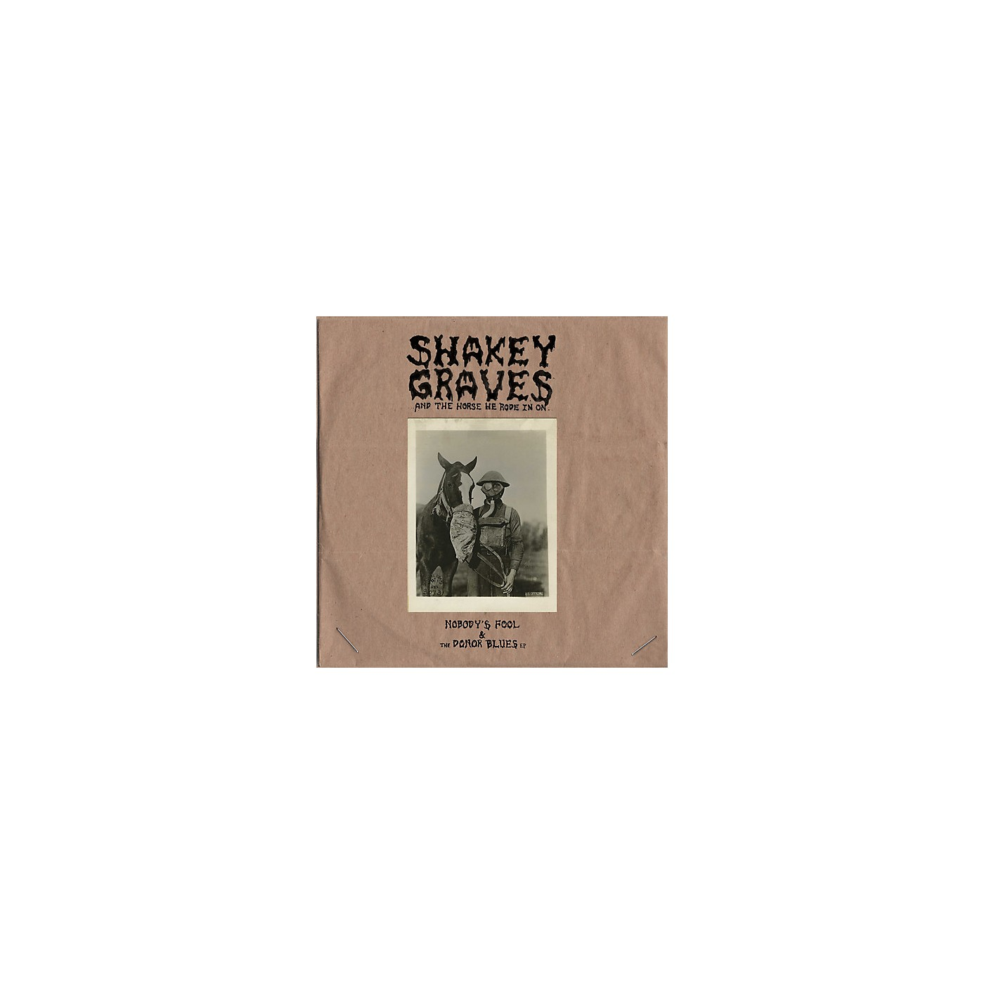 Alliance Shakey Graves - Shakey Graves And The Horse He Rode In On (Nobody's Fool & The Donor Blues EP) thumbnail
