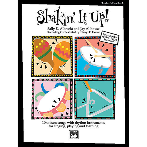 Alfred Shakin it Up! Classroom Book-thumbnail