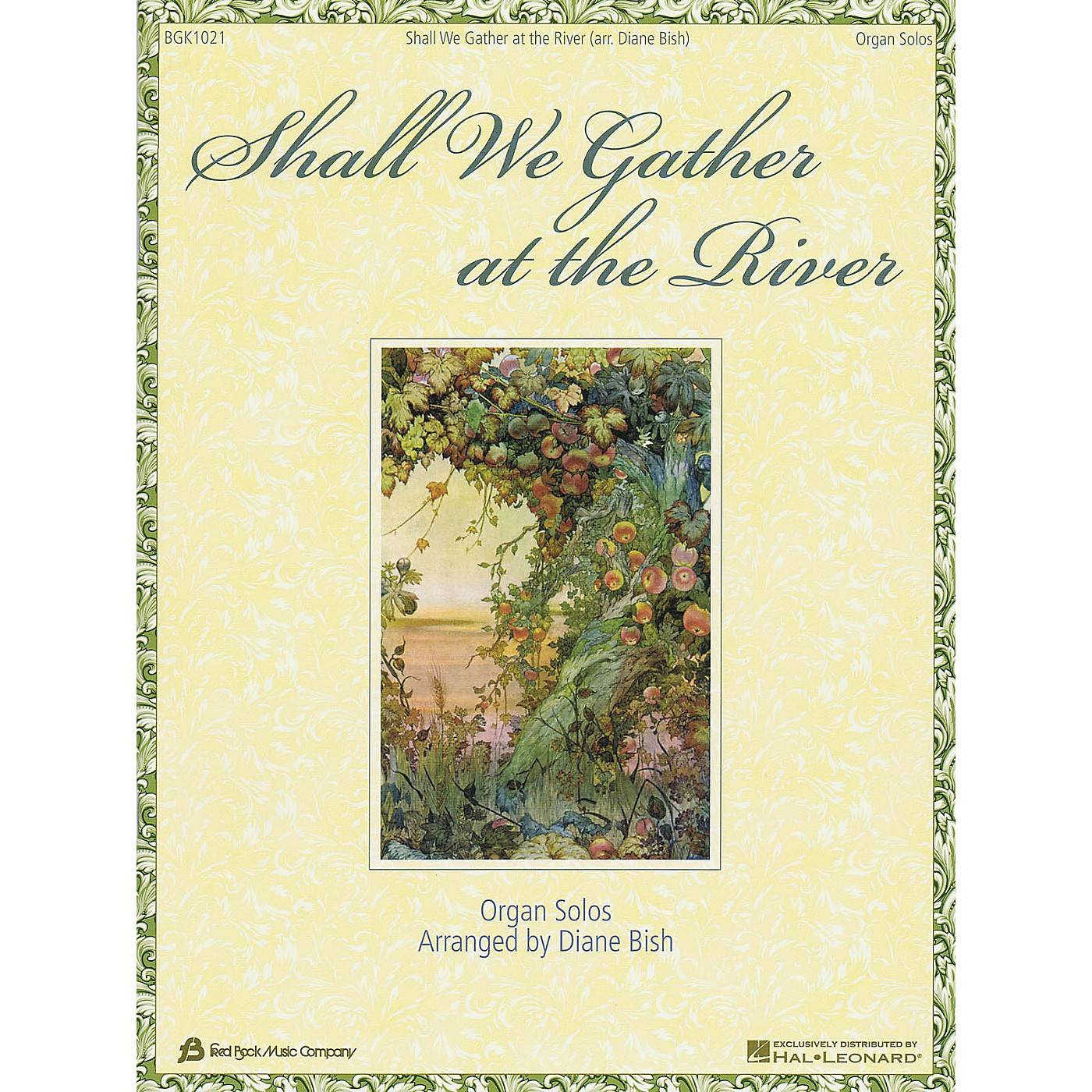 Fred Bock Music Shall We Gather at the River (Organ Solos Arranged by Diane Bish) thumbnail