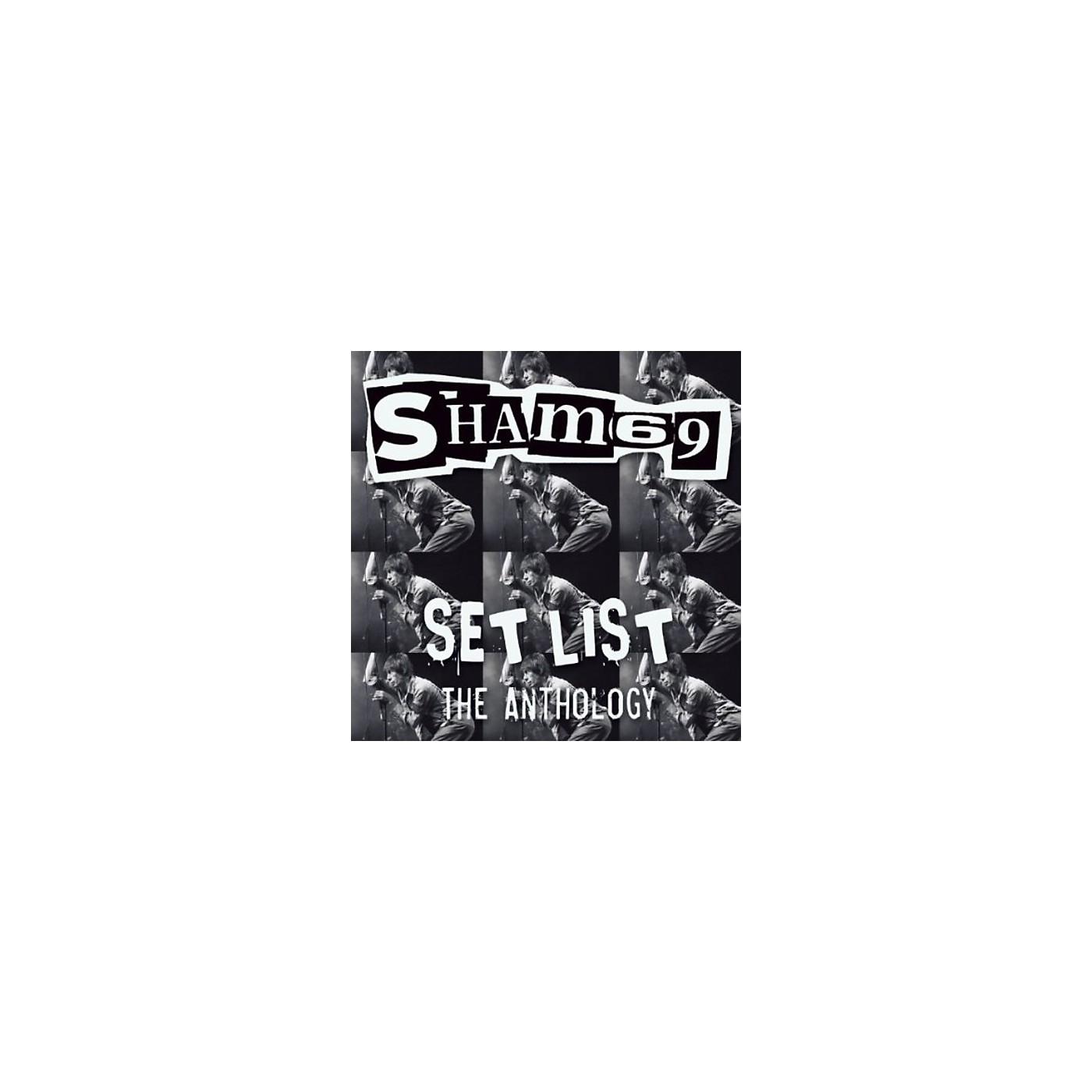 Alliance Sham 69 - Set List the Anthology thumbnail