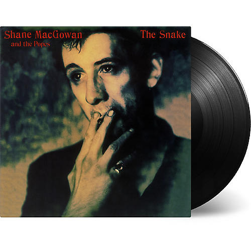 Alliance Shane Macgowan and the Popes - The Snake thumbnail