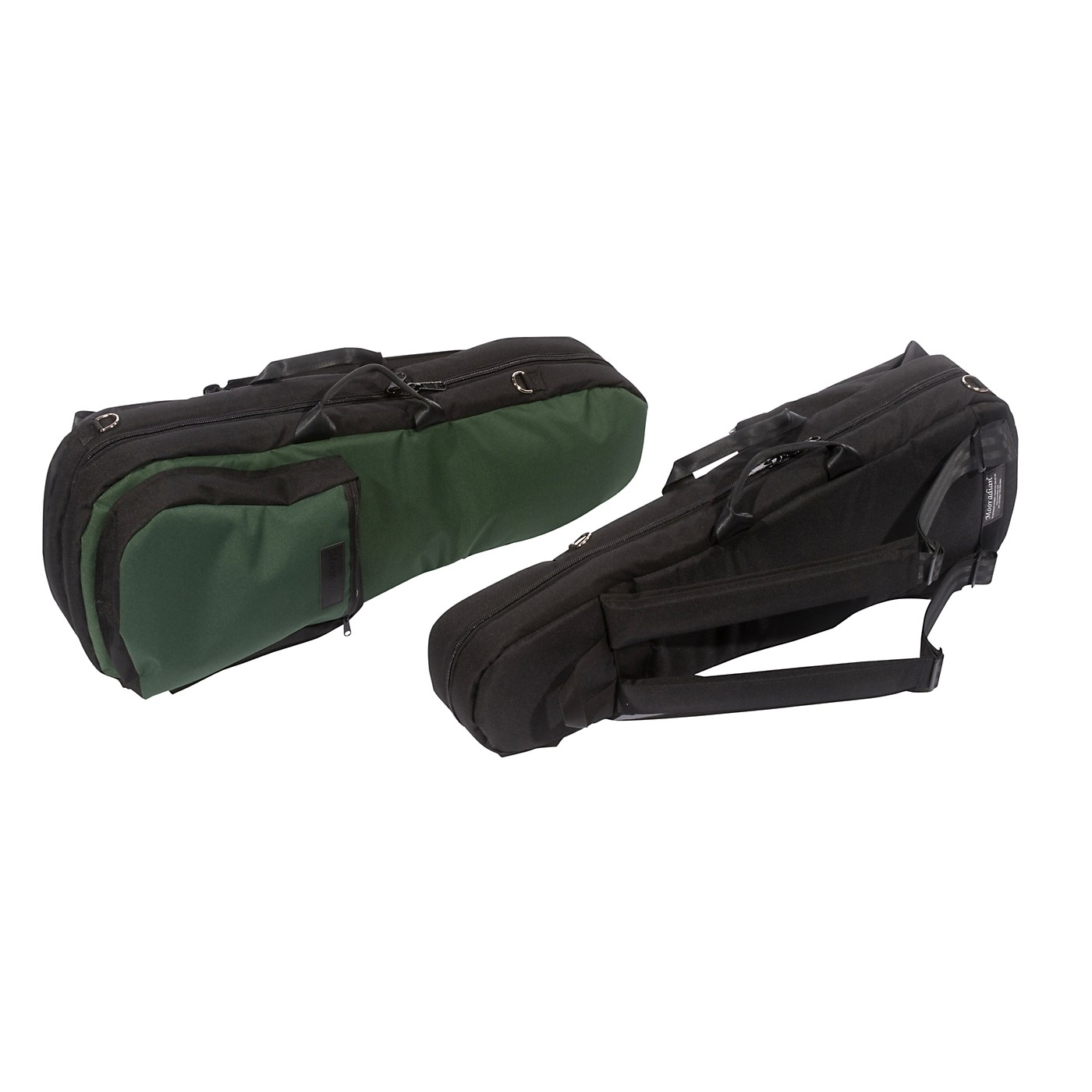 Mooradian Shaped Violin Case Slip-On Cover with Combination Straps thumbnail