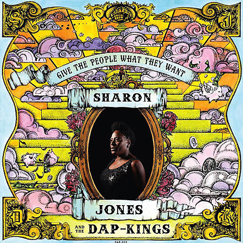 Alliance Sharon Jones - Give the People What They Want thumbnail