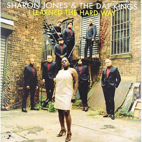 Alliance Sharon Jones - I Learned The Hard Way thumbnail