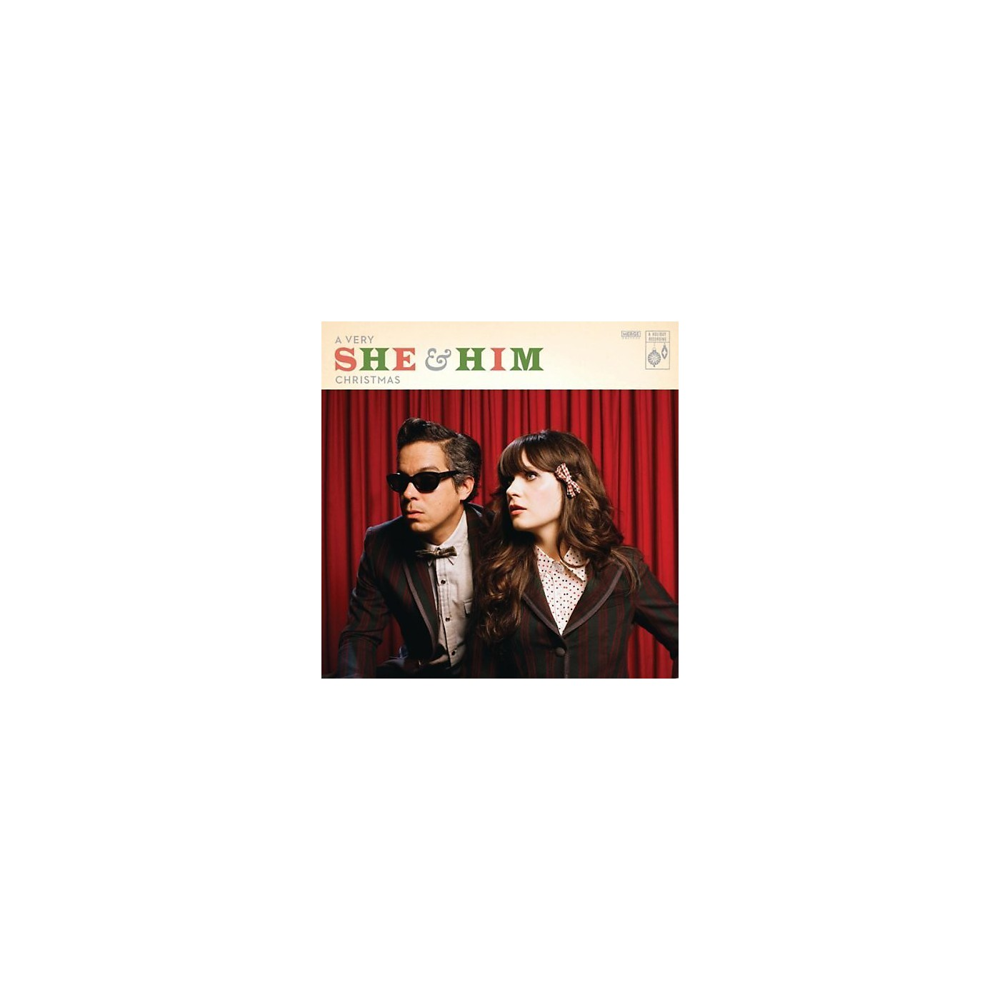 Alliance She & Him - A Very She and Him Christmas thumbnail