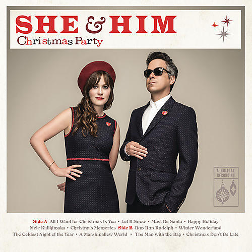 Alliance She & Him - Christmas Party thumbnail