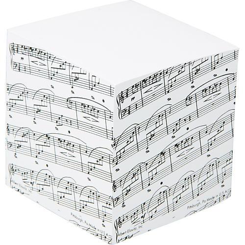 AIM Sheet Music Memo Cube thumbnail