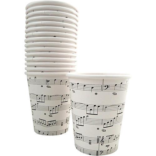 AIM Sheet Music Paper Cups 9oz thumbnail