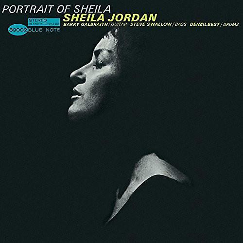 Alliance Sheila Jordan - Portrait of Sheila thumbnail