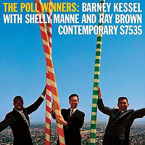 Alliance Shelly Manne - Poll Winners thumbnail