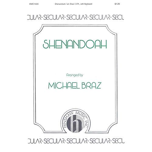 Hinshaw Music Shenandoah 2-Part arranged by Michael Braz thumbnail