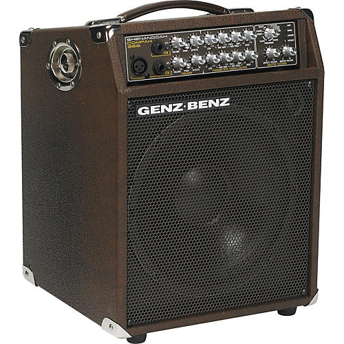 Genz Benz Shenandoah Compak 300 SHEN-CPK-10T 300W 1x10 Acoustic Guitar Combo Amp thumbnail