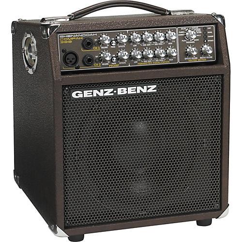 Genz Benz Shenandoah Compak 300 SHEN-CPK-8T 300W 1x8 Acoustic Guitar Combo Amp thumbnail