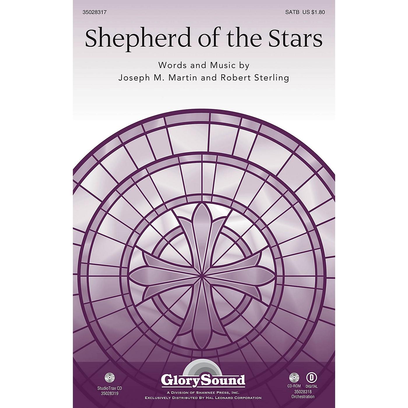 Shawnee Press Shepherd of the Stars SATB composed by Joseph M. Martin thumbnail