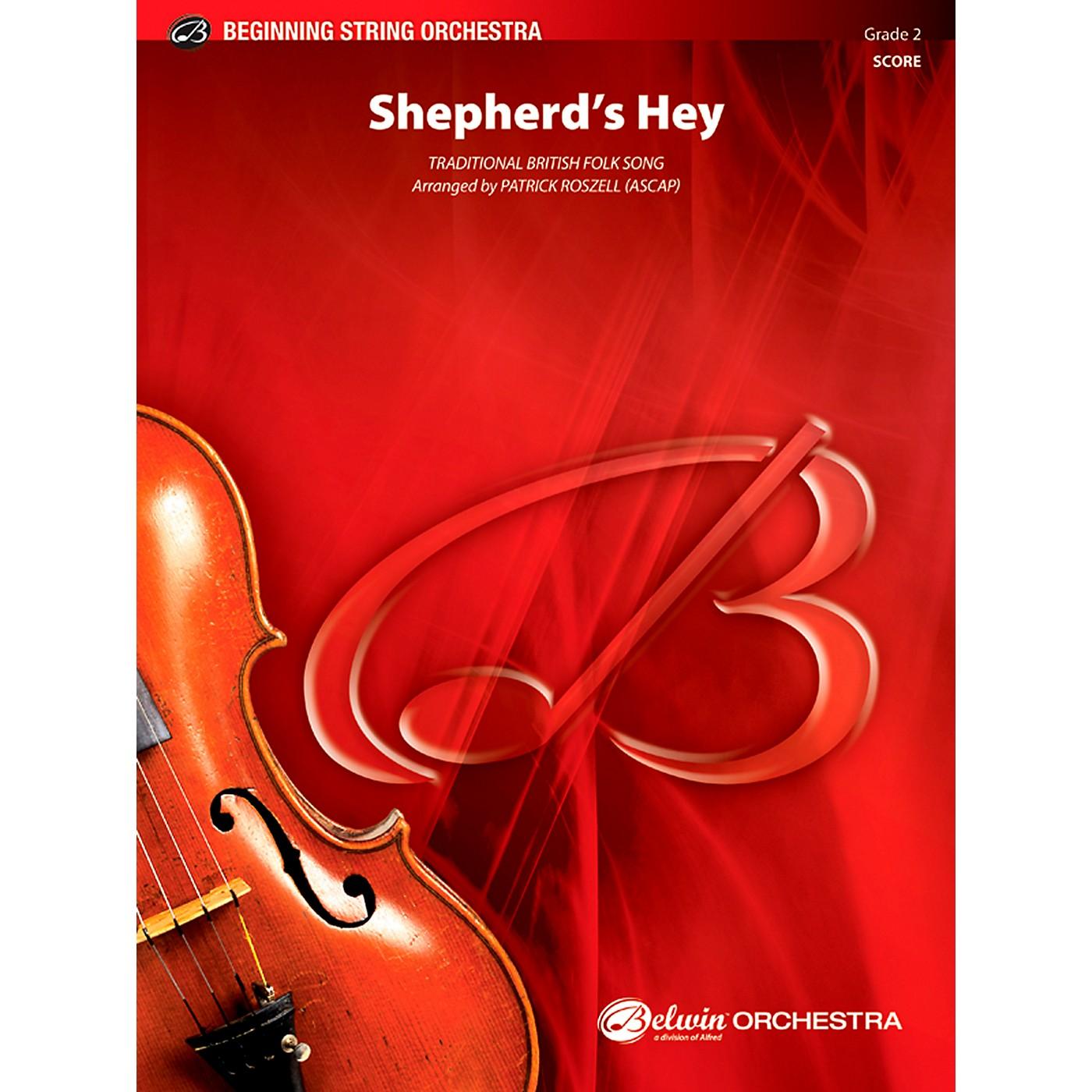 Alfred Shepherd's Hey String Orchestra Grade 2 Set thumbnail