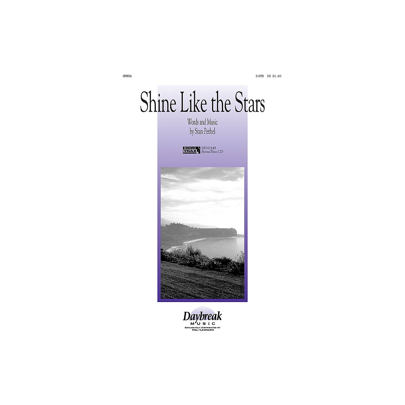 Daybreak Music Shine Like the Stars SATB composed by Stan Pethel thumbnail