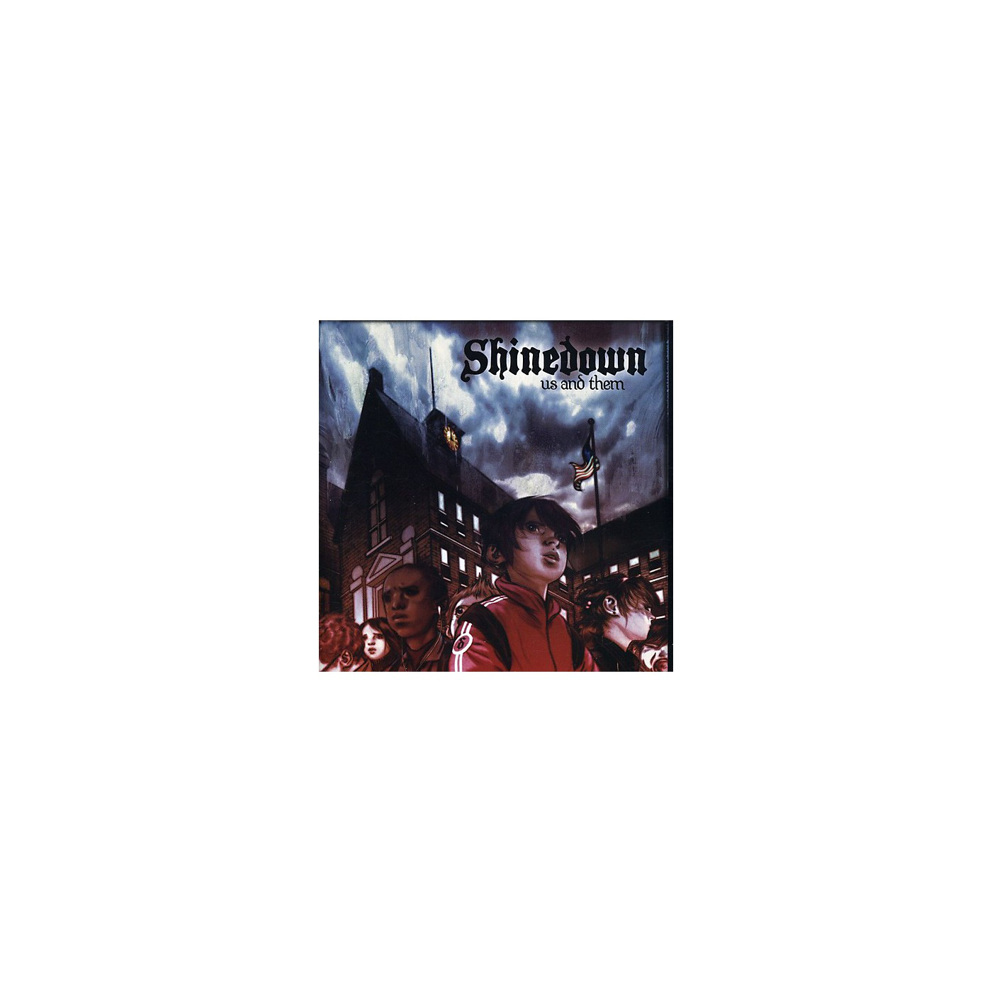 Alliance Shinedown - Us and Them (CD) thumbnail