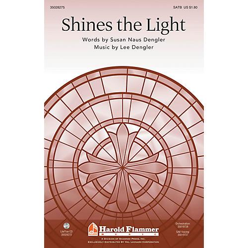 Shawnee Press Shines the Light SAB Composed by Lee Dengler thumbnail