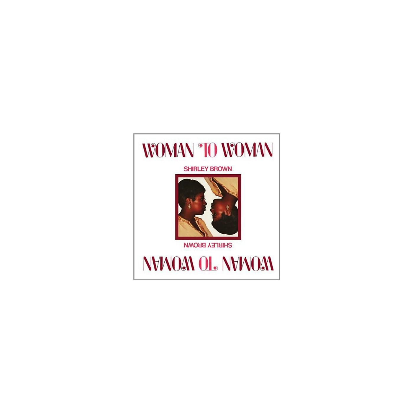 Alliance Shirley Brown - Woman to Woman thumbnail