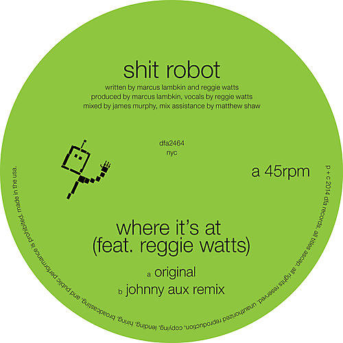 Alliance Shit Robot - Where It's at thumbnail