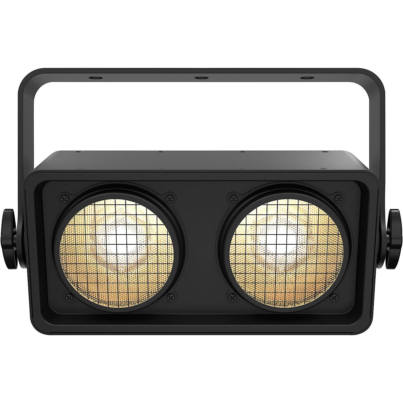 CHAUVET DJ Shocker 2 Warm White COB LED Dual Zone Blinder Light thumbnail