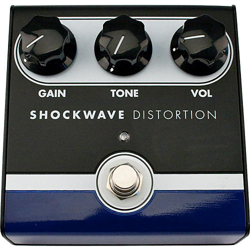 Jet City Amplification Shockwave Distortion Guitar Effects Pedal thumbnail