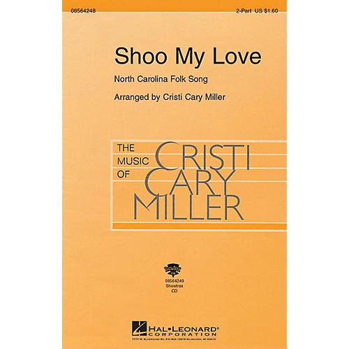 Hal Leonard Shoo My Love ShowTrax CD Arranged by Cristi Cary Miller thumbnail