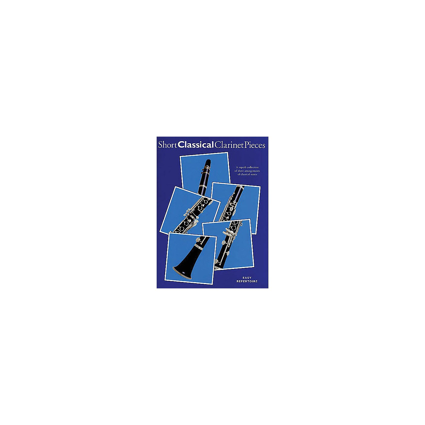 Chester Music Short Classical Clarinet Pieces Music Sales America Series thumbnail