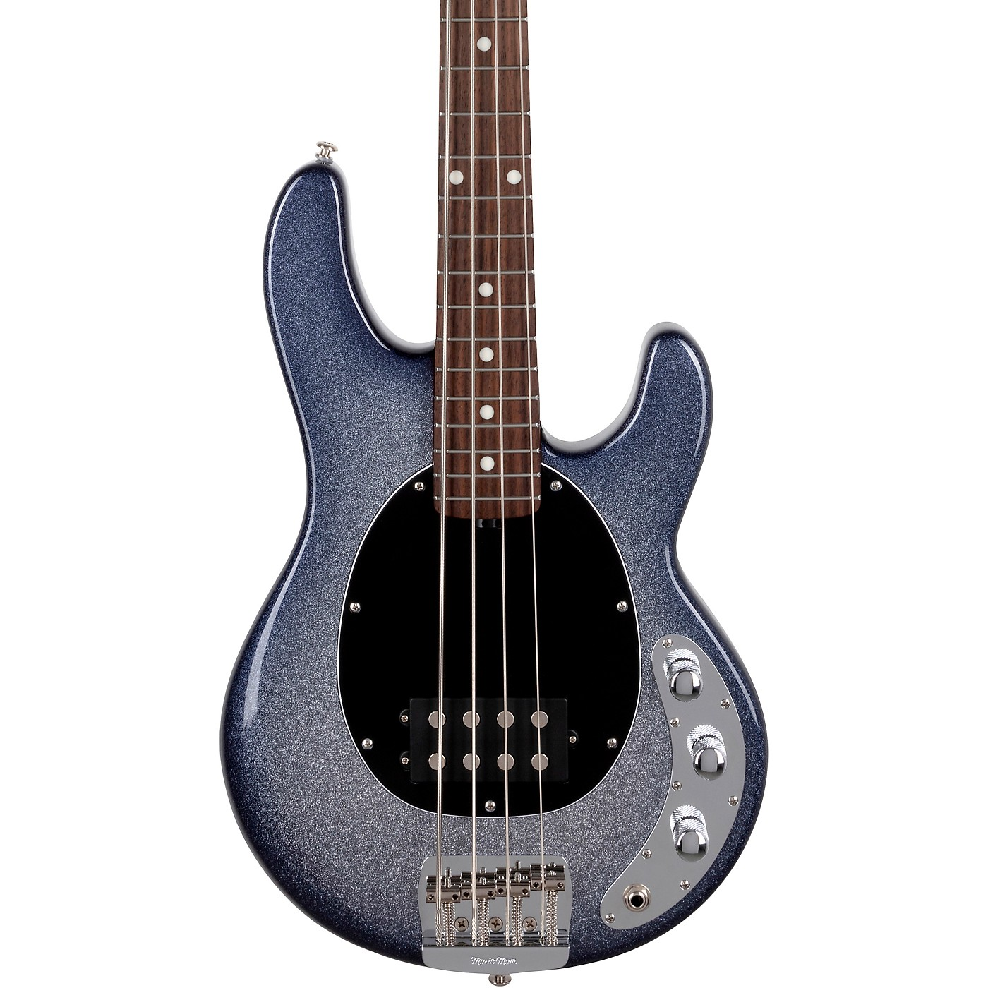 Ernie Ball Music Man Short-Scale StingRay Bass Roasted Maple Neck with Rosewood Fingerboard thumbnail