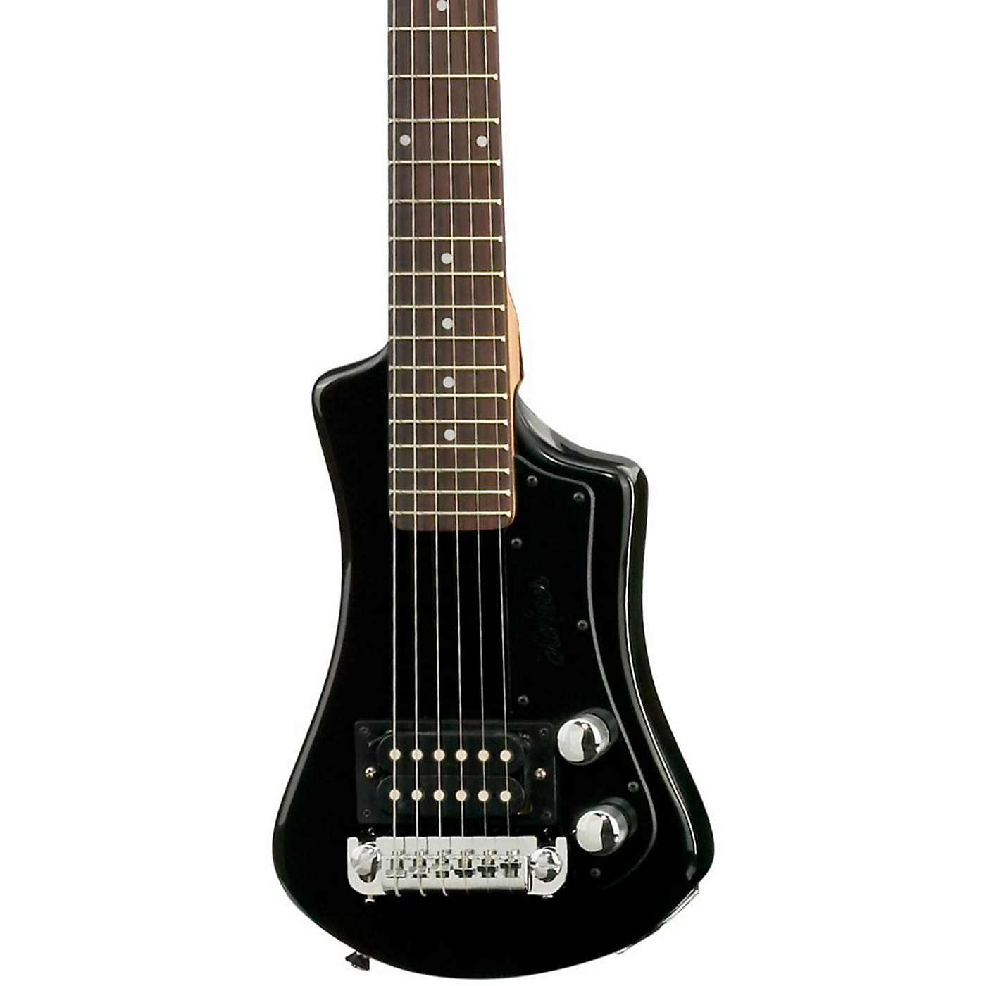 Hofner Shorty Electric Travel Guitar thumbnail