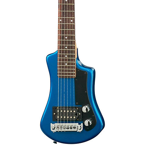 Hofner Shorty Electric Travel Guitar-thumbnail