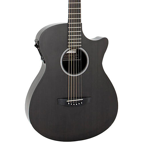 RainSong Shorty-FT Acoustic-Electric Guitar-thumbnail