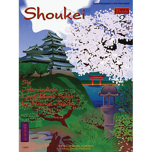 Willis Music Shoukei, Book 2 (Early to Mid-Inter Level) Willis Series by Naoko Ikeda thumbnail