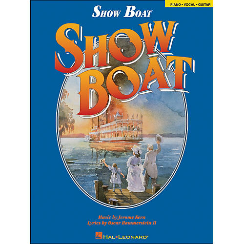 Hal Leonard Show Boat arranged for piano, vocal, and guitar (P/V/G) thumbnail