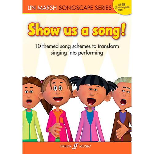 Faber Music LTD Show Us a Song! Reproducible Book & CD thumbnail